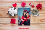 Photoshop ảnh tình yêu - PSD Mockup ghép ảnh tình yêu đẹp nhất