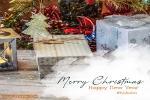 PSD Chúc Mừng Giáng Sinh, Chúc Mừng Năm Mới Đẹp Nhất 2020