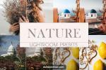 Tải 20 Preset Lightroom Nature phong cảnh thiên nhiên đẹp (Desktop)