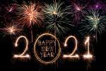 Tải background hình nền pháo hoa năm mới 2021