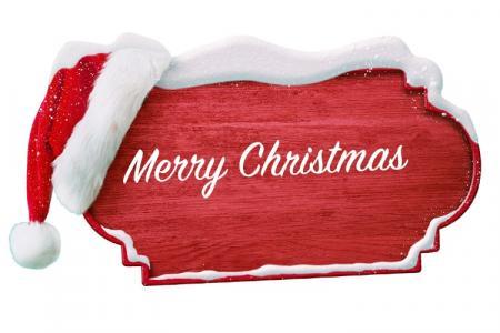 Tài nguyên Khung Giáng Sinh màu đỏ PNG