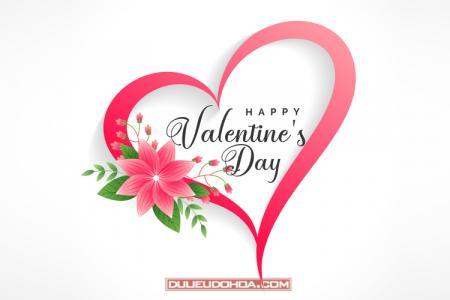 Free Download vector tình yêu trái tim đẹp lãng mạn