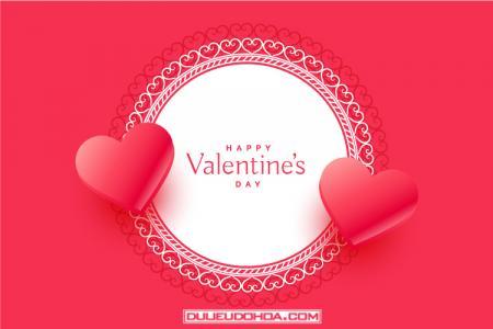 Free download vector background nền tình yêu đẹp lãng mạn