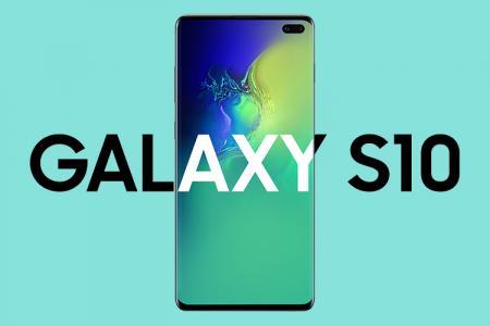 Free download PSD Mockup Samsung Galaxy S10 Plus- Mẫu 2