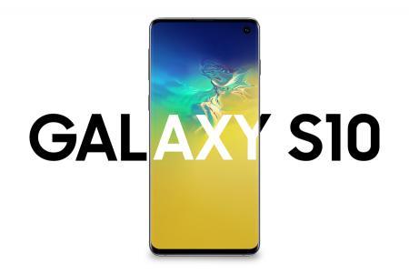 Samsung Galaxy S10 - PSD Mockups - Tải miễn phí PSD
