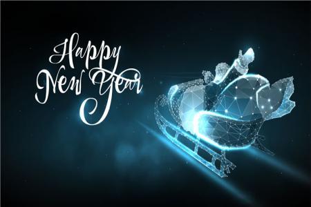 Vector chúc mừng năm mới - Download vector miễn phí