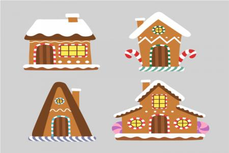 Bánh Gừng Vector file Ai, Tải Biểu Tượng Bánh Gừng Giáng Sinh Đẹp