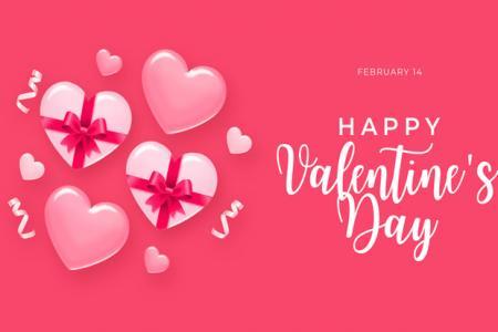 Download miễn phí PSD valentine đẹp và lãng mạn