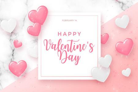 PSD thiệp valentine đẹp - Download PSD valentine đẹp miễn phí