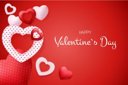 Download vector trái tim đẹp ngày lễ tình nhân valentine