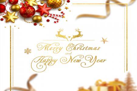 PSD background nền giáng sinh năm mới nền vàng lấp lánh